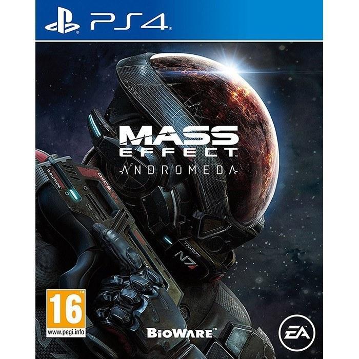 Đĩa Games PS4 Mass Effect: Andromeda   Hàng Nhập Khẩu - Hệ US