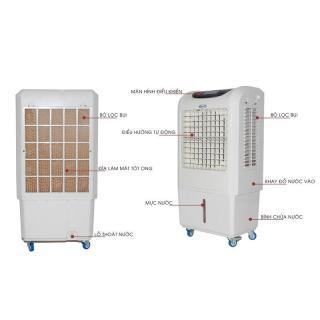 Quạt làm lạnh không khí Kachi KC20 thanh lý trưng bày thumbnail