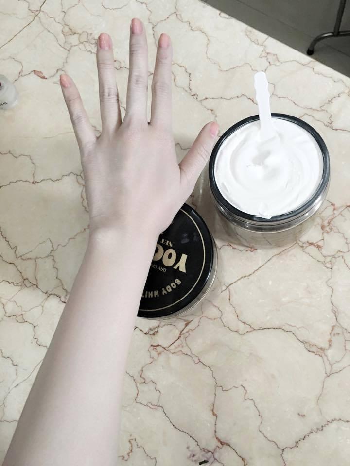 kem body yogurt thái lan