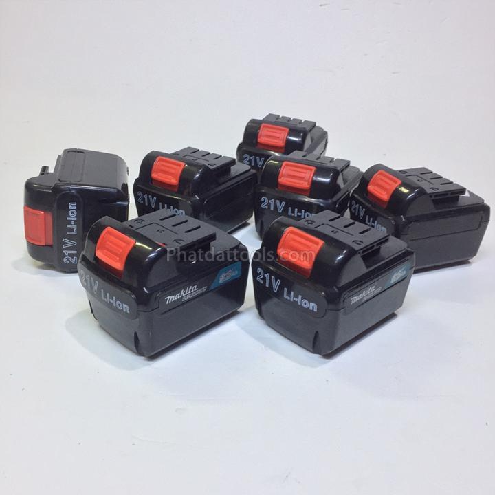 Pin 21V cho tất cả các dòng máy khoan pin 21V