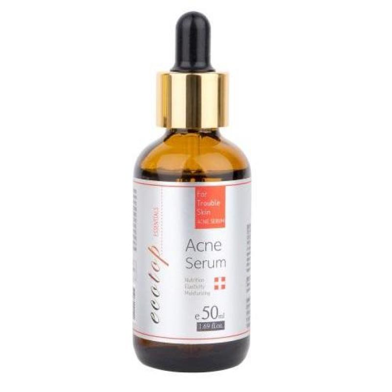 Huyết thanh đậm đặc dưỡng da đặc trị mụn hiệu quả ECOTOP Acne Serum 50ml
