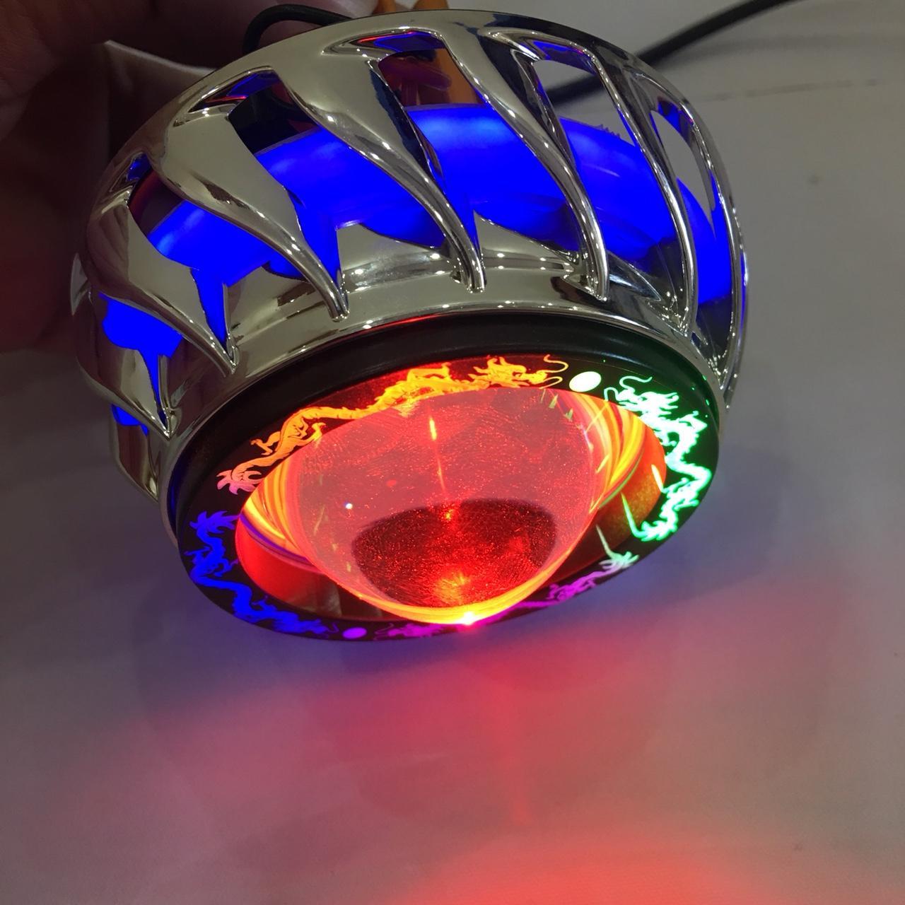 [HÚ HỒN ] đẹp long lanh bắt mắt với bộ đèn bi u14 hình con rồng  đế tản nhiệt siêu sáng siêu tiết kiệm điện A143 Nhật Bản