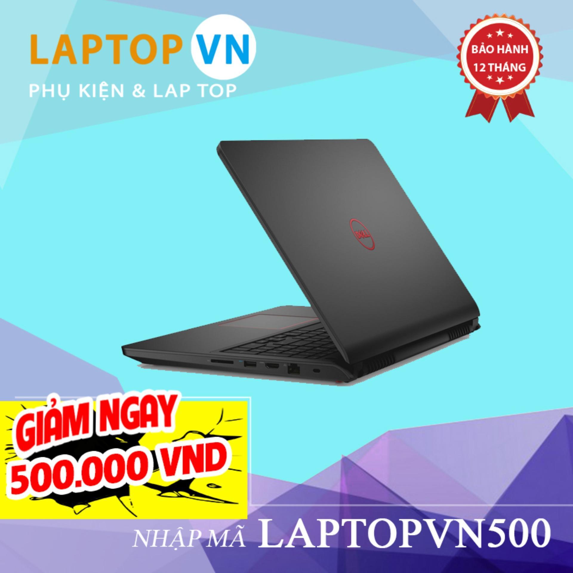 Hình ảnh Laptop Dell Inspiron Gaming 7559 core i7 6700HQ 8G 1TB VGA GTX 960M 4G 15.6