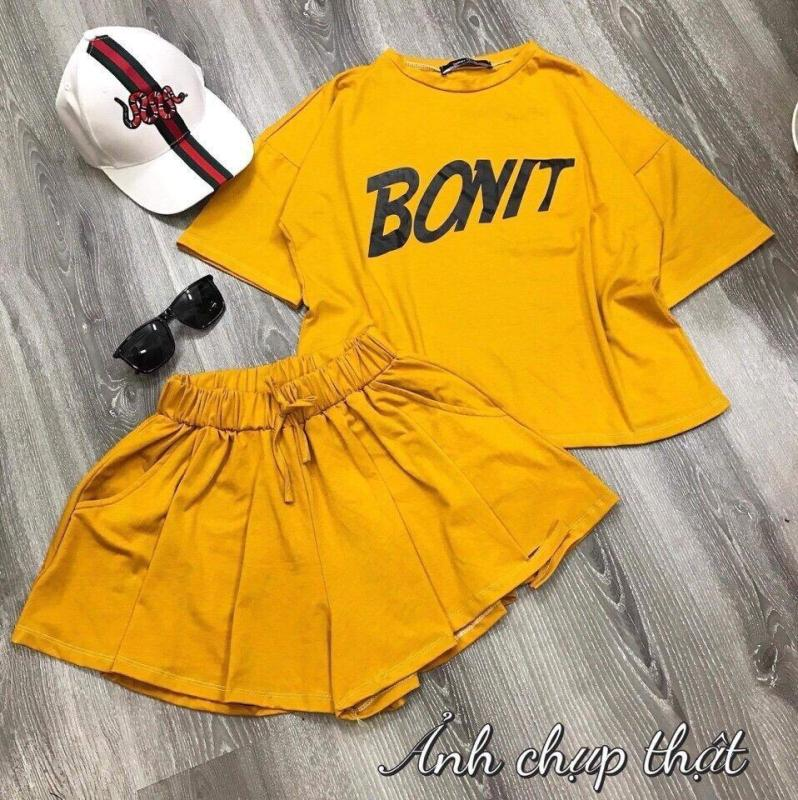 set bộ bonit áo thun siêu hot - N043