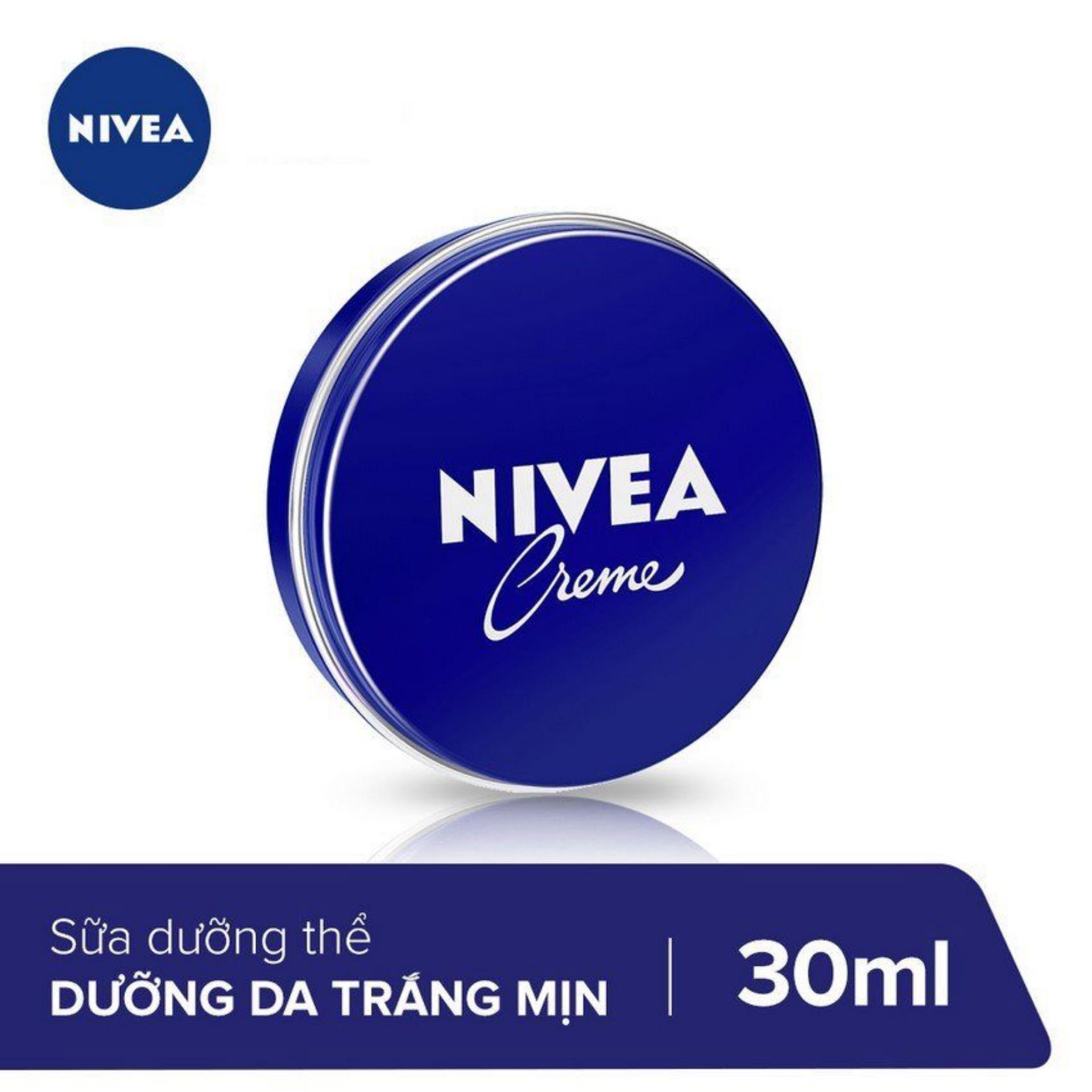 Kem dưỡng ẩm da Nivea Creame 30ml _ 80101