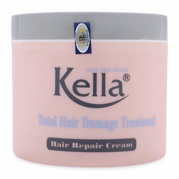 Kem hấp dầu, ủ tóc Kella phục hồi tóc hư tổn tốt nhất
