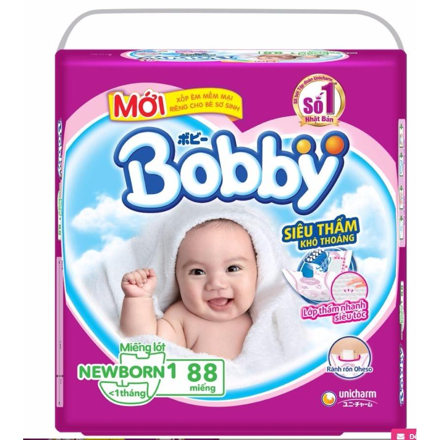 Giá Bán Miếng Lot Bobby Newborn 1 88 Miếng Mới Rẻ