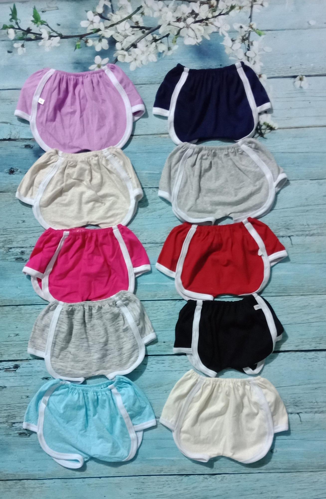 Set 10 quần đùi cho bé