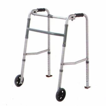 Khung Tập Đi Inox LUCASS cao cấp  Cho Người Già, Người Khuyết Tật