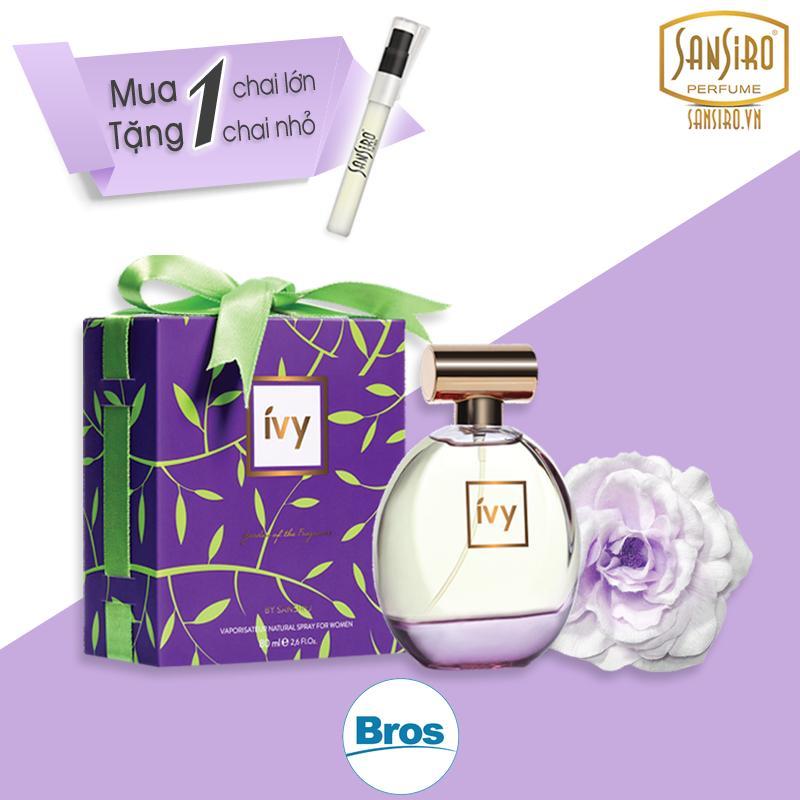 Nước hoa Sansiro Premium Series 80ml - IVY (K88) cho nữ