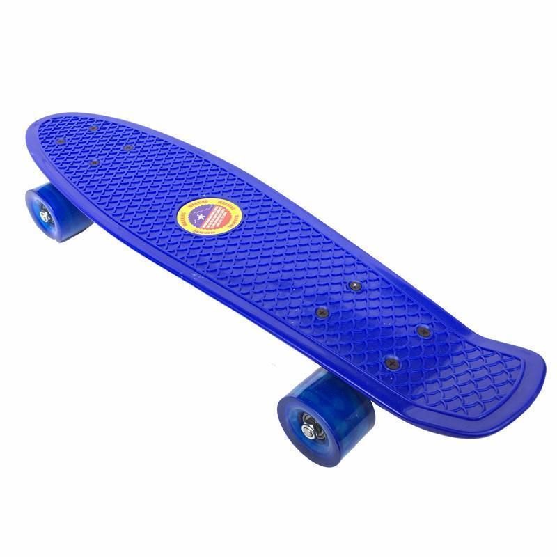 Giá bán Ván Trượt Thể Thao GG24 Chịu Tải 100KG Skateboard Penny dùng cho mọi nứa tuổi - Siêu giảm giá 2 ngày cuối