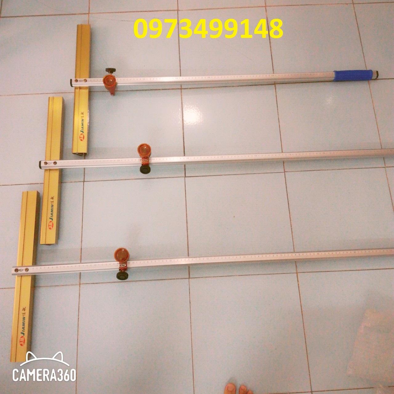 dao cắt kính chữ T - 1,5m