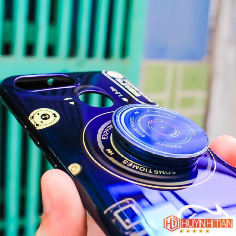 Giá Ốp lưng Xiaomi Redmi 6 dẻo bóng 4D(tặng popsocke)