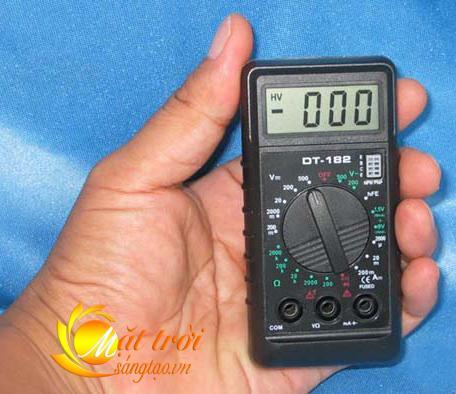 Đồng hồ đo điện vạn năng mini