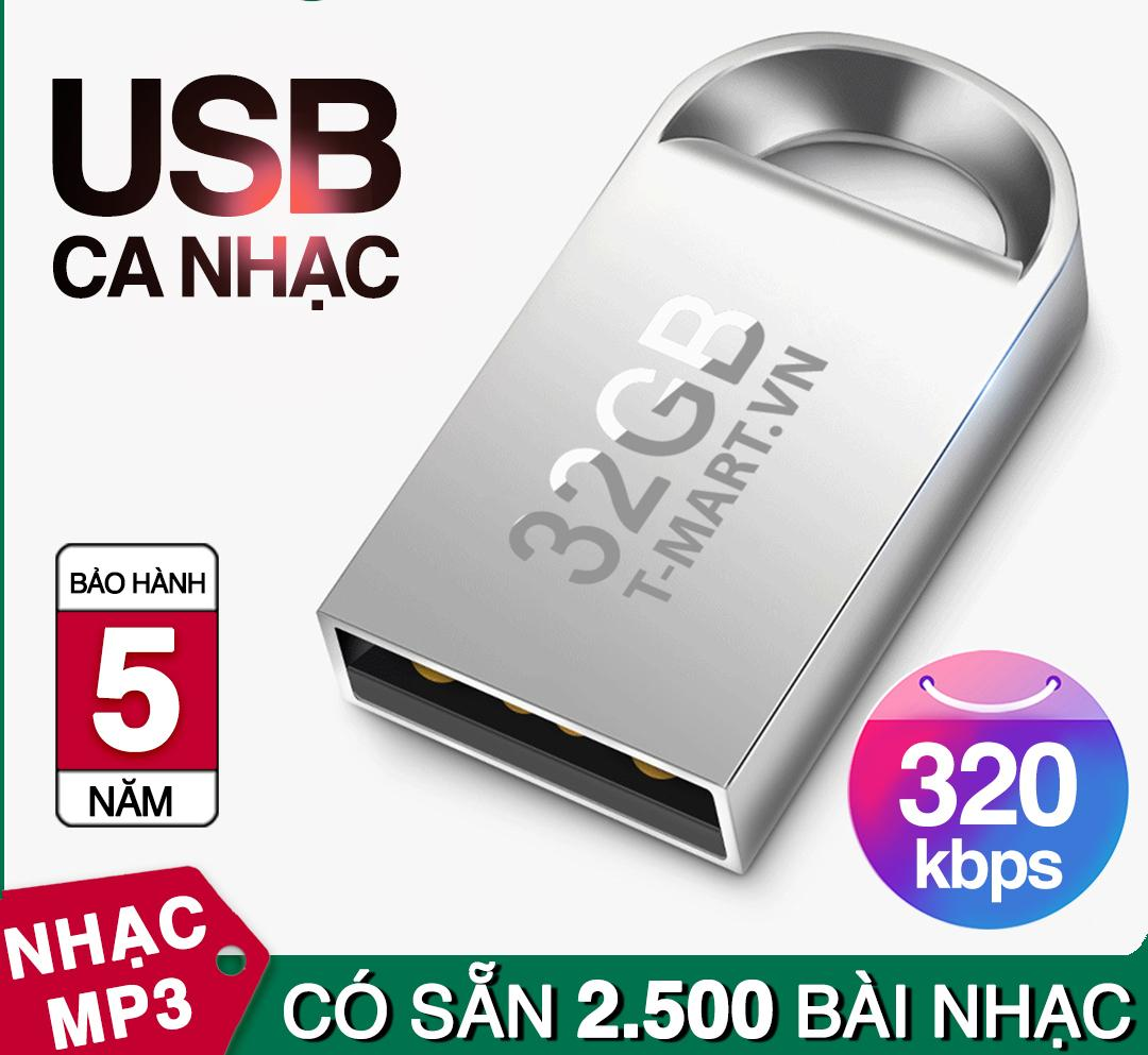 USB ca nhạc chất lượng 32GB bao gồm tất cả các thể loại nhạc trữ tình, Blero, nhạc cách mạng nhạc Âu Mỹ, nhạc trẻ, nhạc Remix tặng kèm otg(Nhạc tiếng mp3)
