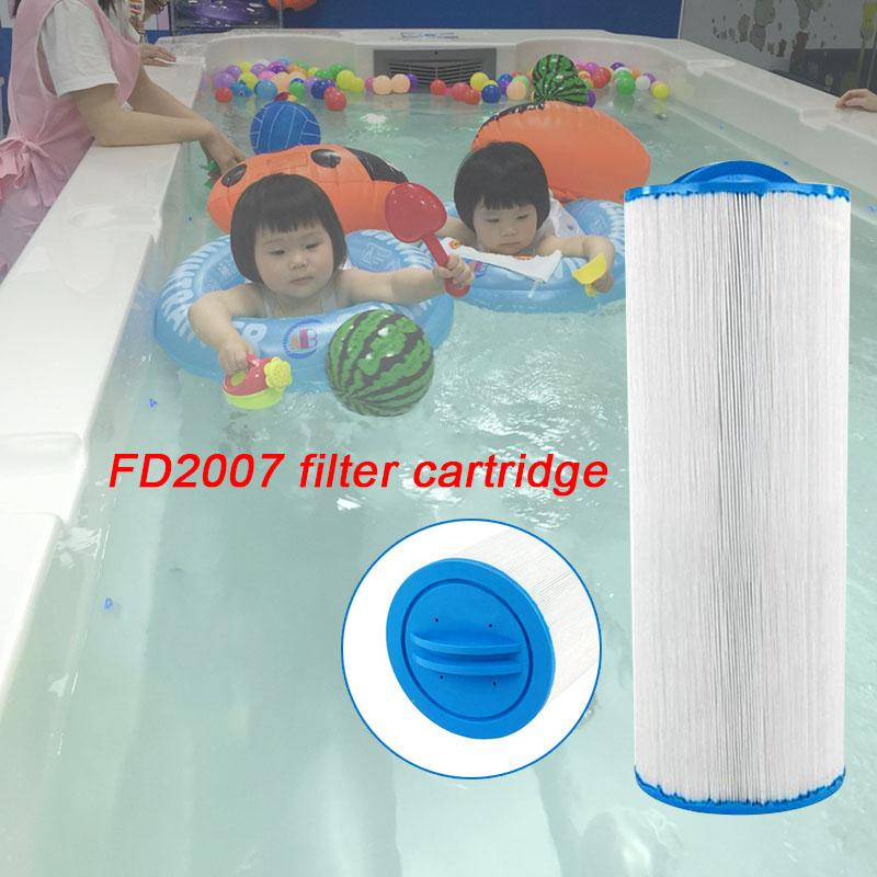 ABH Pool Filter Cartridge for Swimming Pool Spa 4CH-949 FD2007 FC-0172 PWW50L Fedoo Unicel Pleatco