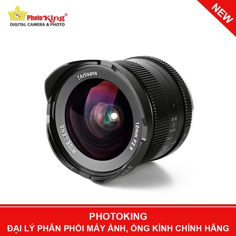 Giá Ống kính 7artisans 12mm F/2.8 MF Lens (Fuji X mount)