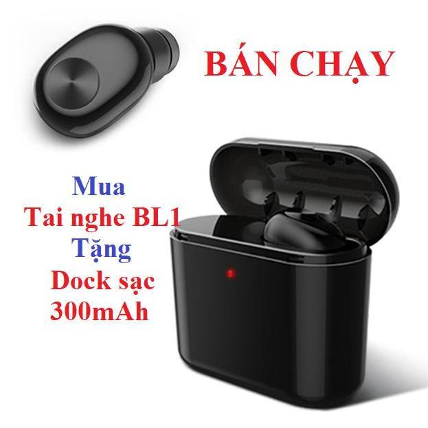 Tai phone bluetooth BL1 - Tai phone không dây cực hay