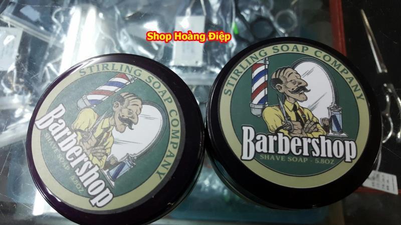 Sáp Vuốt Tóc BarberShop Shave Soap (Tặg Lưỡi D0rco) giá rẻ
