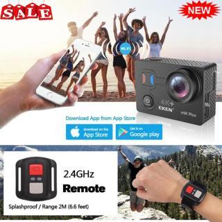 Camera hành trình xe máy Camera Hành Trình Eken H9R 4K Ultra HD Wifi cao cấp, chất lượng hình ảnh cực nét, chân thực, BH 1 đổi 1 bởi Good 365 Mẫu SP 3 thumbnail
