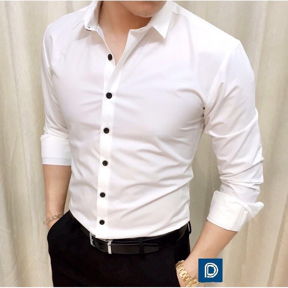 Mua áo Sơ Mi Nam Thời Trang Mẫu Mới Giá Tốt Lazada
