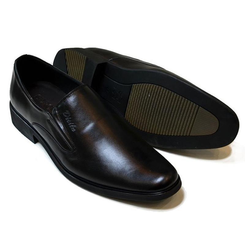 Offer Khuyến Mãi [DA BÒ THẬT] Giày Công Sở Nam Da Thật GLNLZ67 Cung Cấp Bởi Giày MENLY (Size LỚN)