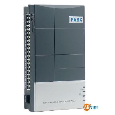 Hình ảnh Tổng Đài Điện Thoại PABX CS308