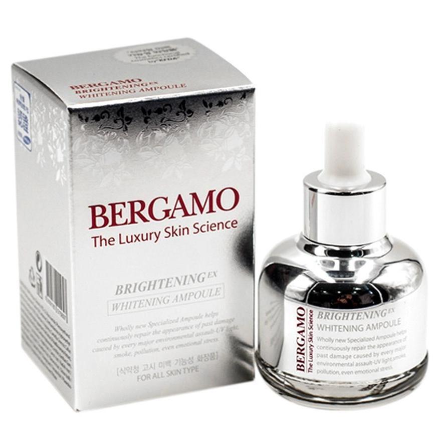 Hình ảnh Tinh Chất Serum Làm Trắng Hồng Da Bergamo Brightening EX Whitening TCSLTHD (30ml)