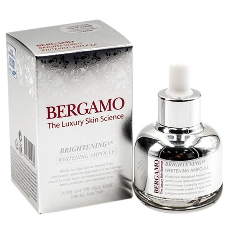 Tinh Chất Serum Làm Trắng Hồng Da Bergamo Brightening EX Whitening TCSLTHD (30ml) nhập khẩu