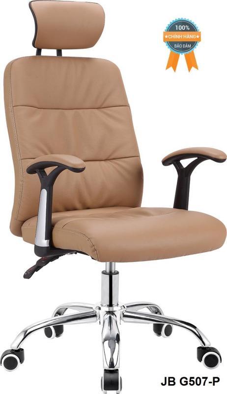 Ghế làm việc ngả lưng thư giãn Mina Furniture MN-G507 (BE) giá rẻ