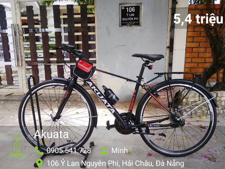 Mua Xe đạp Akuata nhập khẩu từ Thái Lan