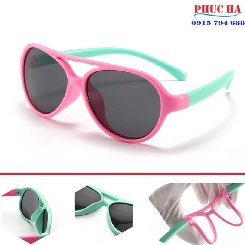Giá bán Kính mát trẻ em chống tia UV, kính thời trang dễ thương cho bé M18H