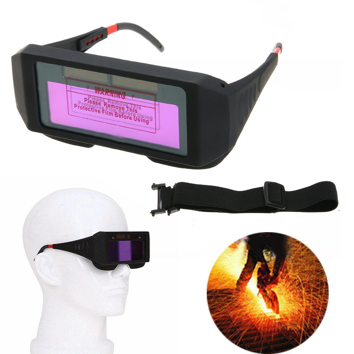 Kính Hàn Điện Tử Loại Nào Tốt - Kính hàn điện tử CHỐNG TIA UV tự động cảm biến ánh sáng KH03  Bảo Vệ Mắt Khi Hàn.Bảo hành 1 năm.