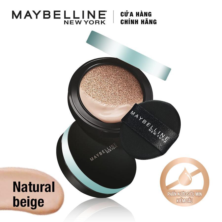 Hình ảnh Phấn nước Maybelline Super BB Cushion Flawless Matte Natural Beige