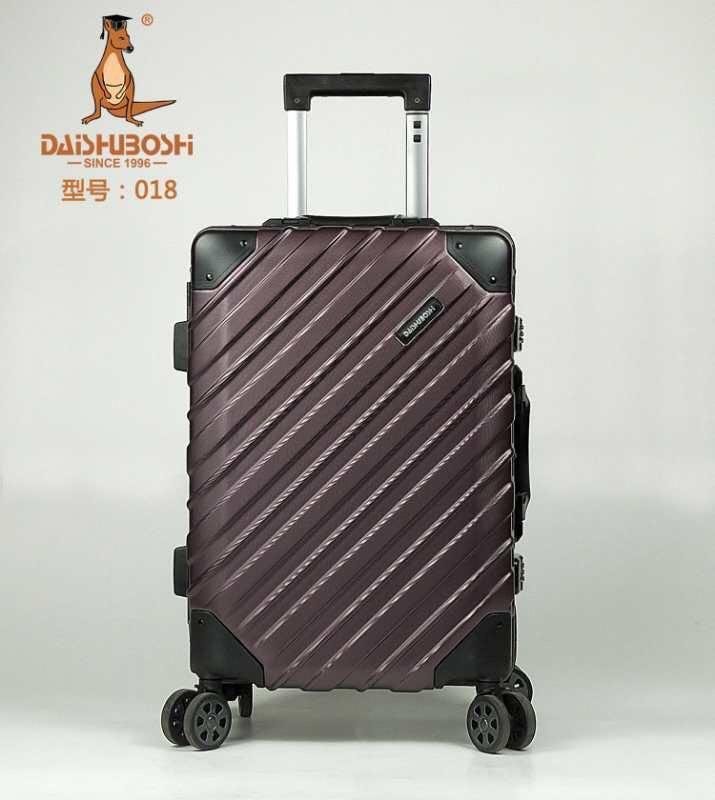 Vali khung nhôm Daishu size 20 bất chấp va đập khóa TSA