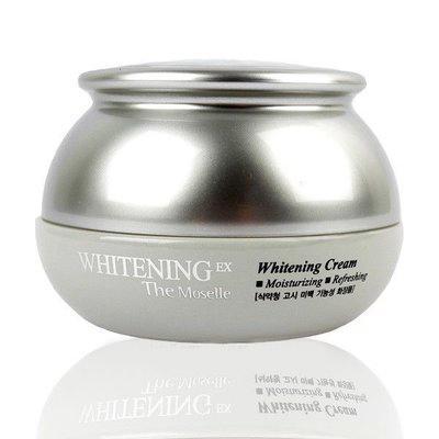 Kem dưỡng trắng da và chống nhăn BERGAMO WHITENING EX WRINKLE CARE CREAM 50g