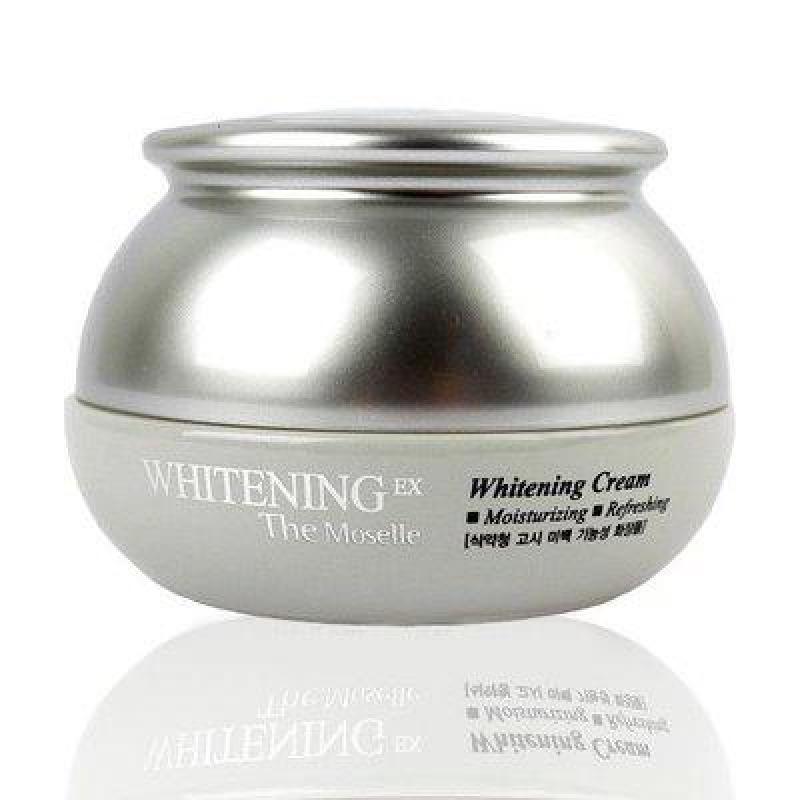Kem dưỡng trắng da và chống nhăn BERGAMO WHITENING EX WRINKLE CARE CREAM 50g nhập khẩu