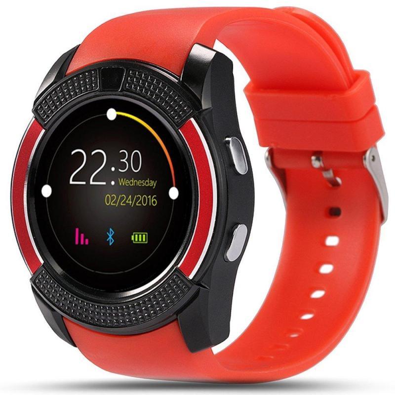 Nơi bán Đồng hồ, điện thoại thông minh SmartWatch V8 - Hỗ trợ tiếng Việt
