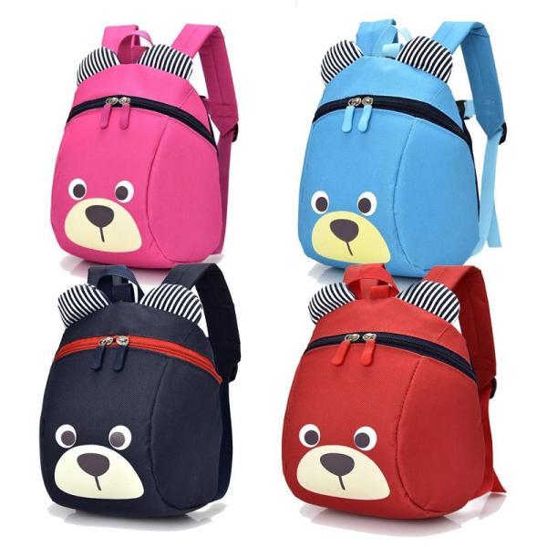 Giá bán Balo cho bé đi học chống lạc hình gấu cho bé  bst1647