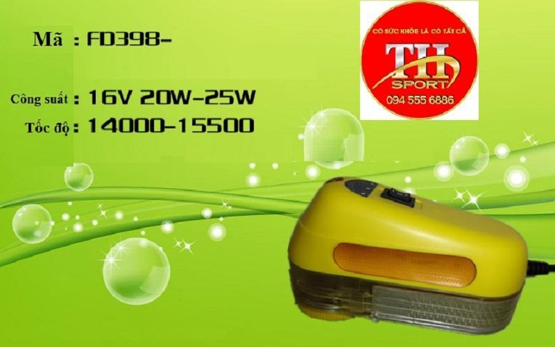 Máy cắt lông xù FD398-2 chuyên dụng