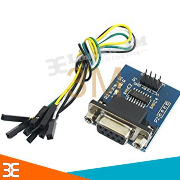 Bảng giá Module chuyển đổi RS232 sang TTL sử dụng Max3232 3V3-5V