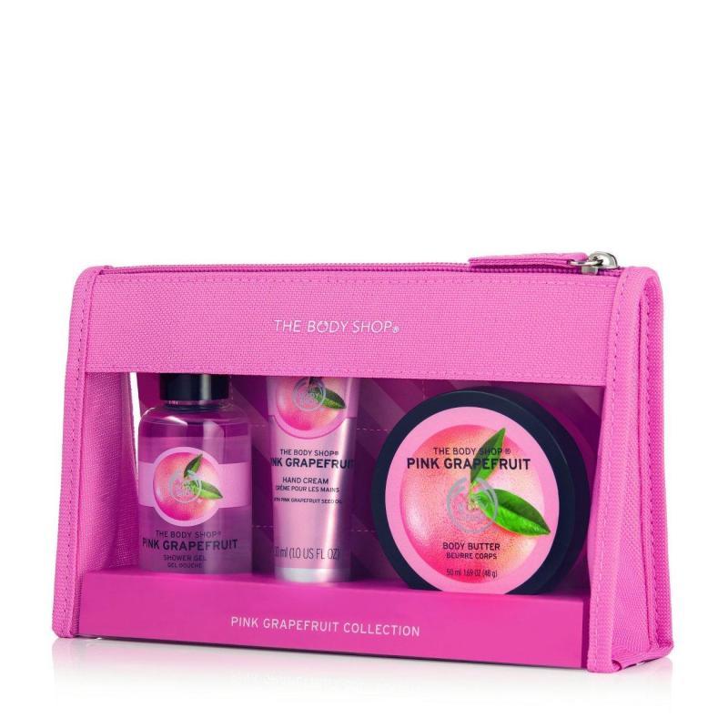 Bộ sản phẩm quà tặng The Body Shop Grapefruit nhập khẩu