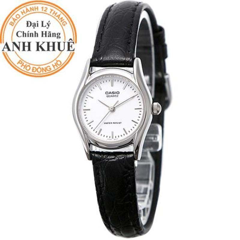 Nơi bán Đồng hồ nữ dây da Casio Anh Khuê LTP-1094E-7ARDF