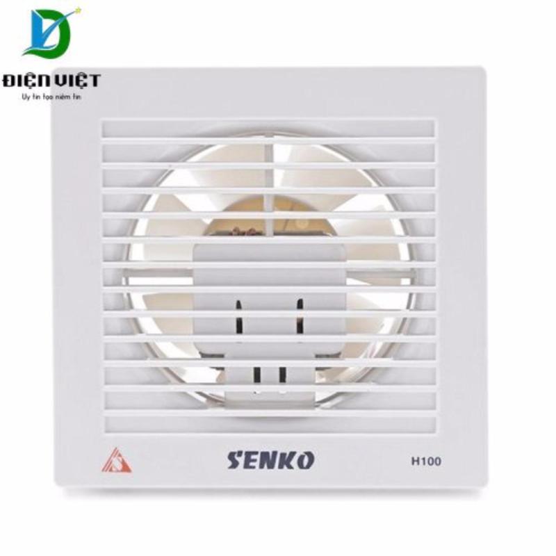 Quạt Hút Thông Gió Senko H100 - Shop uy tín và chất lượng