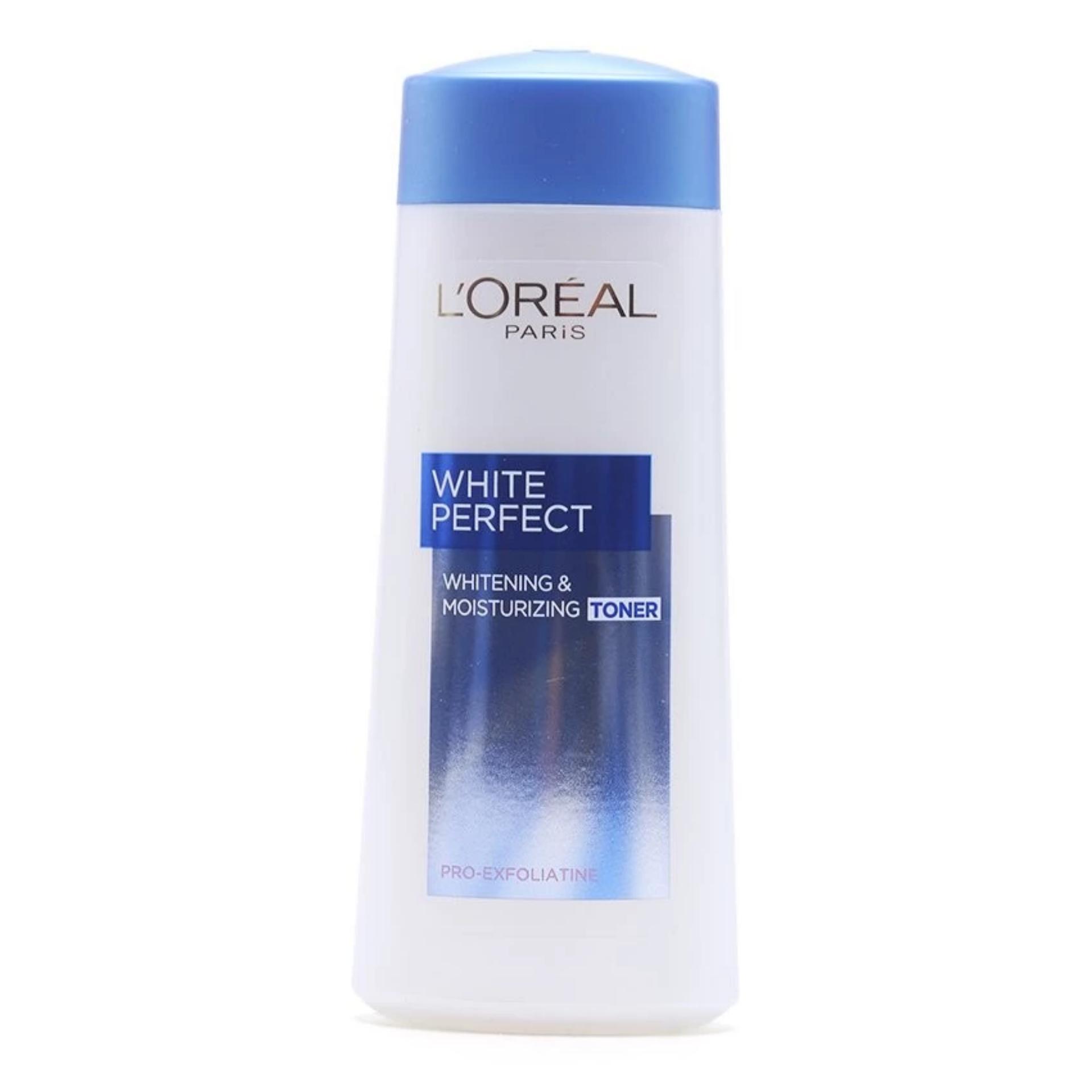 LOREAL - NƯỚC HOA HỒNG WHITE PERFECT 200ML