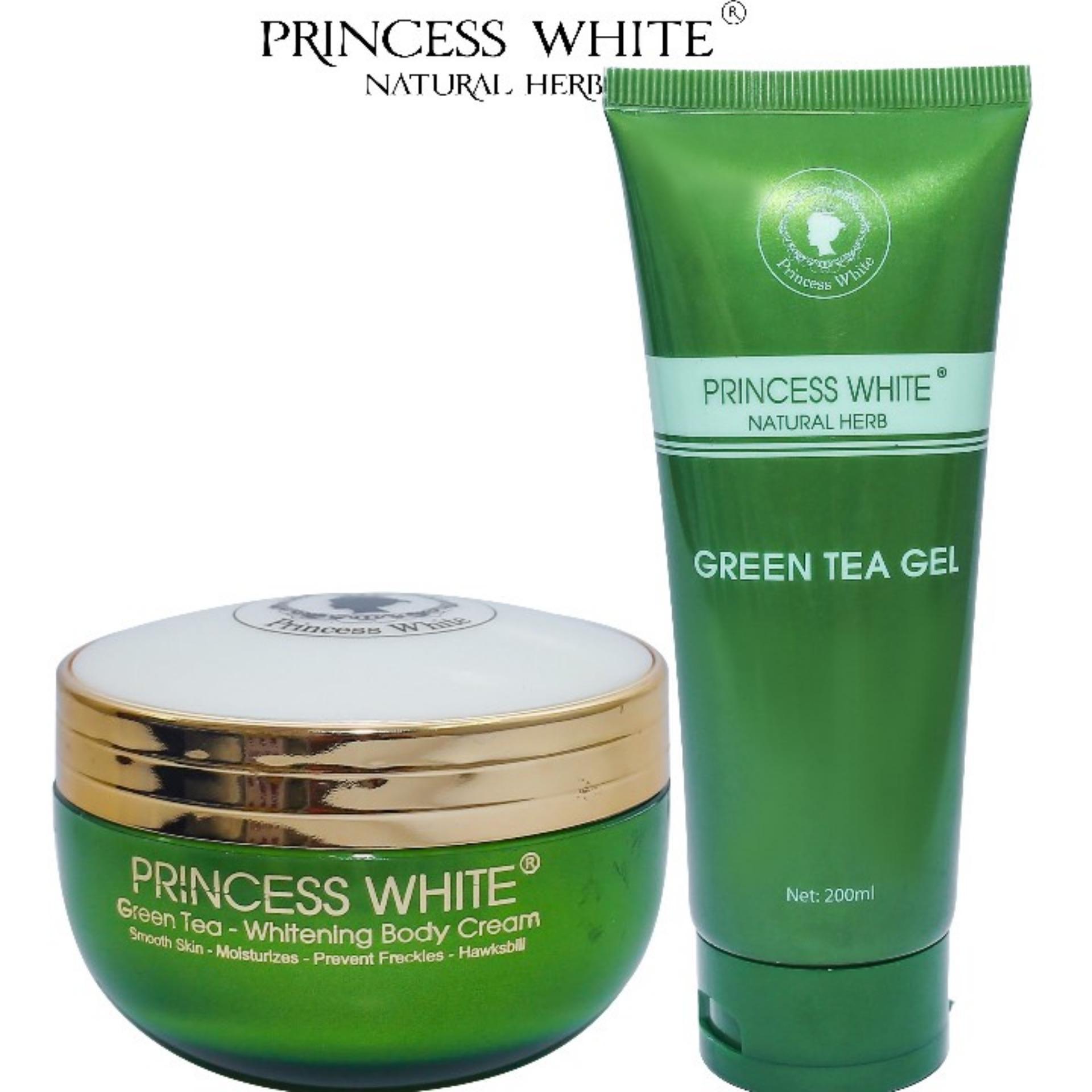 Kem dưỡng trắng Body Trà Xanh Green Tea