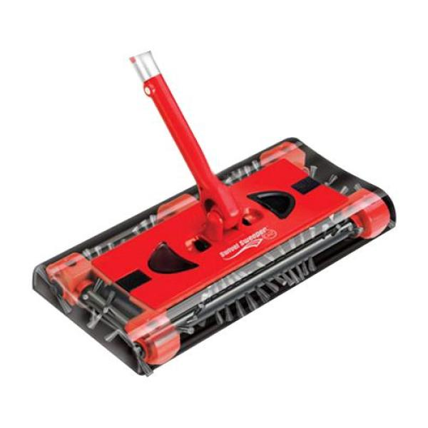 Chổi điện không dây Swivel Sweeper G6 (Đỏ)