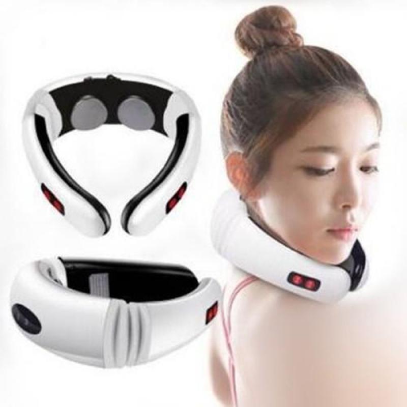 Máy Massage Cổ Vai Gáy  Máy Massage  Máy Matxa Vai Cổ 3D - 5 Chức Năng