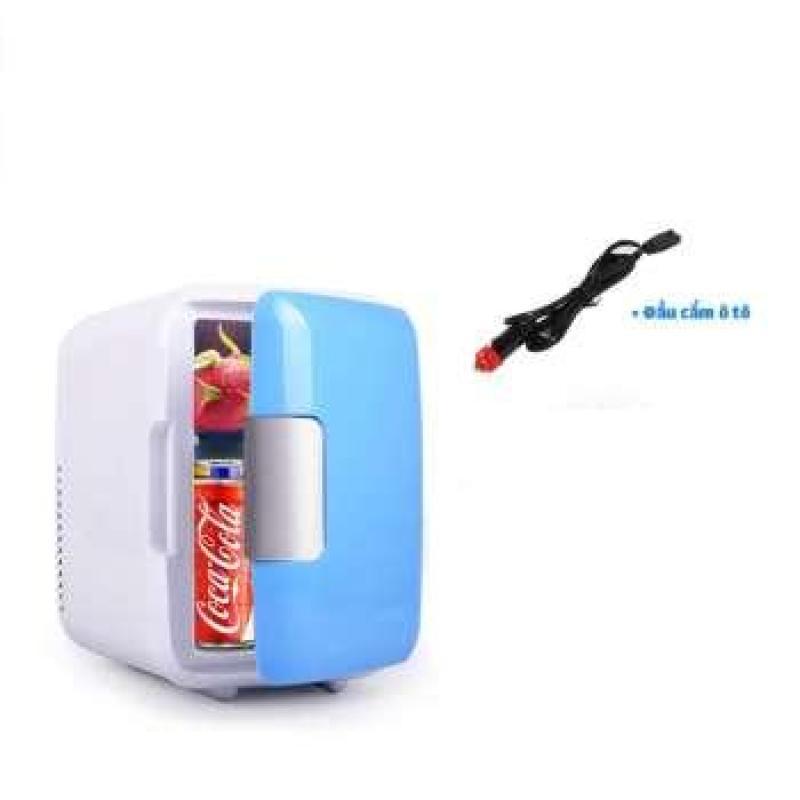 Tủ lạnh mini 4 lít 2 chế độ nóng lạnh dùng trên ô tô