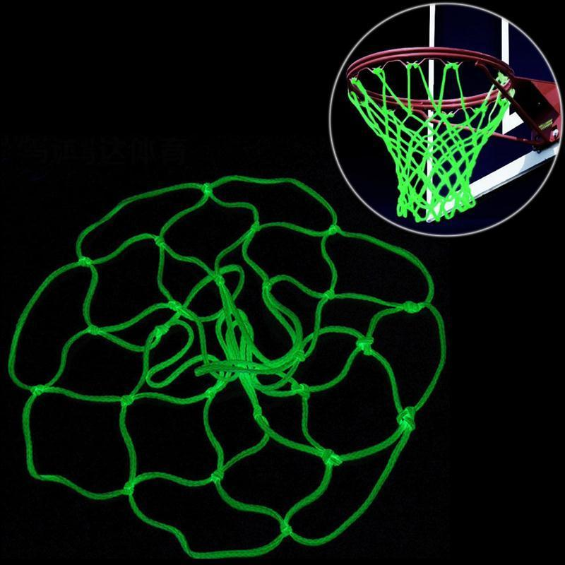 (Free Shipping)SCIOLTO SPORTS Light Up Basketball Net Basketball Net Fluoresce Replacement Kids Gift - intl